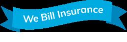 We bill insurance