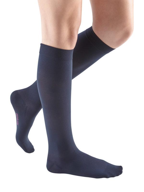 mediven comfort, 15-20 mmHg, Calf High, Closed Toe