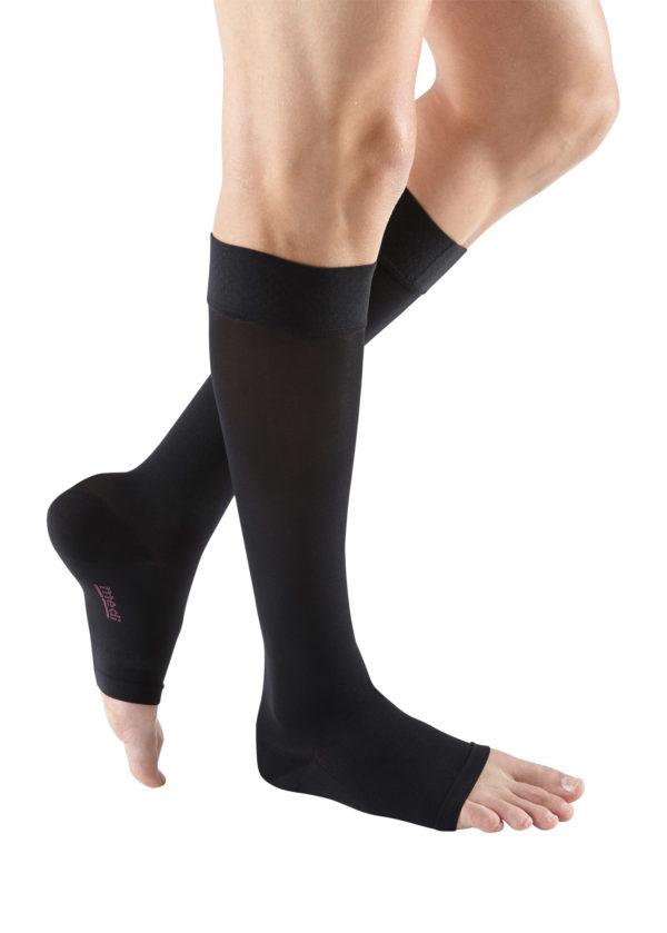 mediven plus below knee compression stockings